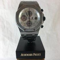 Audemars Piguet Royal Oak Offshore Chronograph 25721TI.OO.1000TI.05.A Titane Royal Oak Offshore Chronograph 42mm occasion