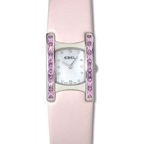 Ebel Beluga Platinum 20mm Mother of pearl No numerals United States of America, New York, New York