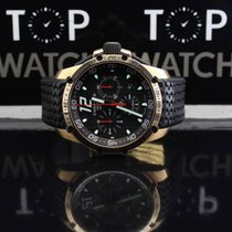 Chopard Chronograph 45mm Automatic 2013 pre-owned Superfast Black