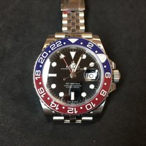 Rolex GMT-Master II - 126710BLRO Superman - NEW FULL SET - Unworn