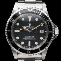 Rolex 1665 Steel Sea-Dweller (Submodel) 40mm