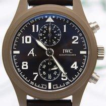IWC Pilot Chronograph Ceramic 46mm Brown