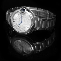 Cartier Steel 33mm Automatic WE902074 new United States of America, California, San Mateo