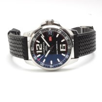 Chopard 44mm Automatic pre-owned Mille Miglia Black