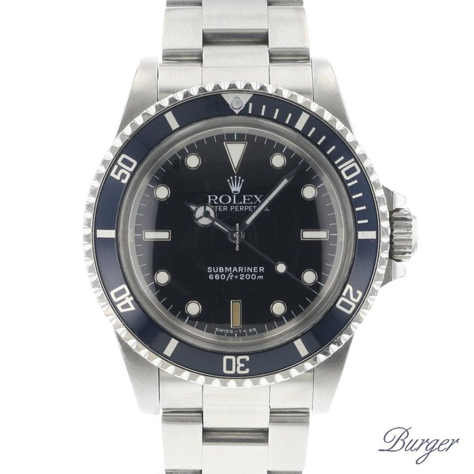 4a702de3b5b Rolex Submariner - Todos os preços de relógios Rolex Submariner na Chrono24