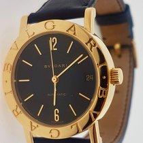 Bulgari Bulgari usado 33mm Ouro amarelo
