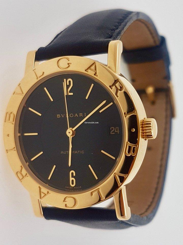 481eeb0fc264d Comprar relógios Bulgari   Preço de relógios Bulgari - Relógios de luxo na  Chrono24