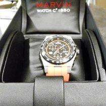 Marvin Acier 44mm Quartz M023.13.44 nouveau