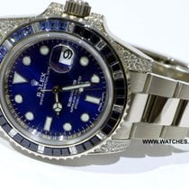 Rolex Submariner (Submodel) new 40mm White gold