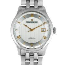 Maurice Lacroix Steel 38mm Automatic MP6407-SS002-110-1 new