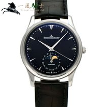 Jaeger-LeCoultre Master Ultra Thin Moon Steel 39mm Black United States of America, California, Los Angeles