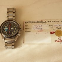 Omega 3520.53.00 Steel 1998 Speedmaster Day Date pre-owned