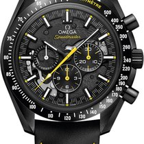 Omega Speedmaster Professional Moonwatch Ceramic 44.2mm Transparent United States of America, New York, Airmont