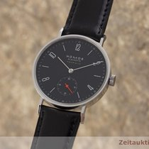 NOMOS Tangente Neomatik Steel 35mm Blue
