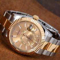 Rolex Sky-Dweller 326933-0001 pre-owned