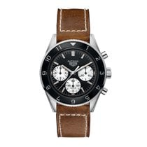 Heuer new Automatic Rotating Bezel 42mm Steel Sapphire Glass