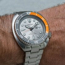Seiko Prospex Steel 45mm Grey No numerals United Kingdom, London