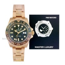 Rolex 126715CHNR Rose gold GMT-Master II 40mm new