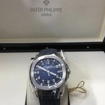 Patek Philippe Aquanaut White gold Blue Arabic numerals United States of America, Florida, MIAMI