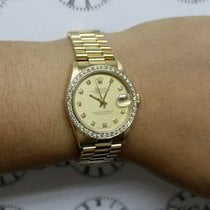 Rolex Datejust 68278 pre-owned