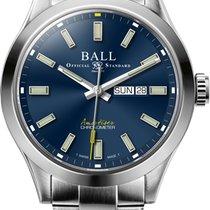Ball Engineer III Steel 46mm Blue No numerals
