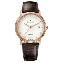 Blancpain Villeret Ultra-Slim new Automatic Watch with original box and original papers 6223-3642-55B