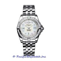 Breitling Galactic 32 Steel 32mm Mother of pearl United States of America, California, Newport Beach
