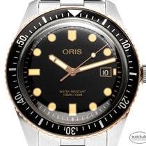 Oris Divers Sixty Five 01 733 7707 4354 new