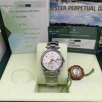 Rolex Oyster Perpetual Date Steel 34mm Silver United States of America, California, San Diego