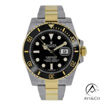 Rolex Submariner Date 116613LN Unworn Steel 40mm Automatic