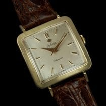 Zodiac 1955 Rotographic Watch - Army / Navy College Football Game