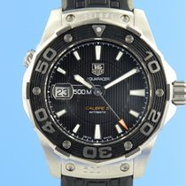 TAG Heuer WAJ2110.FT6015 Steel Aquaracer 500M 43mm pre-owned