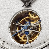 Jaeger-LeCoultre Master Ultra Thin Tourbillion new Automatic Watch with original box and original papers