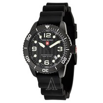 Swiss Military Men's Marlin Scuba Nero Watch