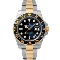 Rolex GMT-Master II Yellow Gold and Steel Watch