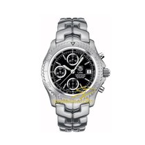 TAG Heuer Link Automatic Chronograph 200M Black 40mm CT2111BA0550