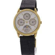 Piaget 18K Gold Perpetual Calendar Moonphase 15958 Automatic