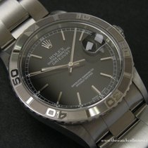"Rolex Modern: Rare Oyster Perpetual Turn'O Graph ""Ref...."