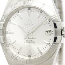 オメガ (Omega) Constellation Steel Automatic Watch 123.10.35.20.0...