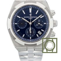 Vacheron Constantin Overseas Chronograph Blue Dial NEW