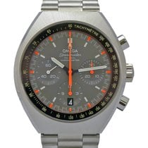 Omega Speedmaster Mark II Acero 42.4mm Gris