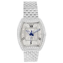 Bedat & Co No. 3 Stainless Steel Diamond Ladies Watch 315.071....