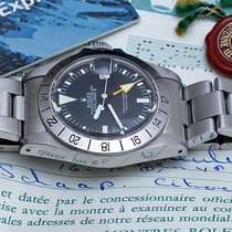 Rolex 1655 Explorer II Freccione full set