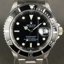 Rolex Submariner date ref: 16610 last series V full set