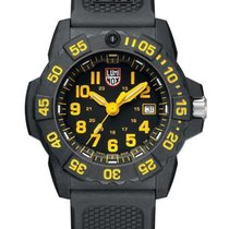 Luminox XS.3505 Navy Seal Trident - Yellow Accents - Carbon Case