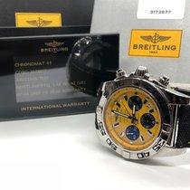 Breitling Chronomat 44mm STEEL 2015 AB01109S/I523
