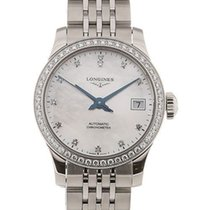 Longines Record L2.320.4.87.6 new