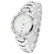TAG Heuer Link Lady Steel 34.5mm Roman numerals