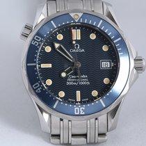 오메가 Seamaster Diver 300 M 스틸 36mm 파란색 숫자없음 대한민국, Goyang-si