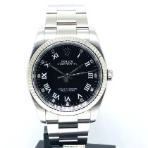 Rolex Oyster Perpetual 36 Acero